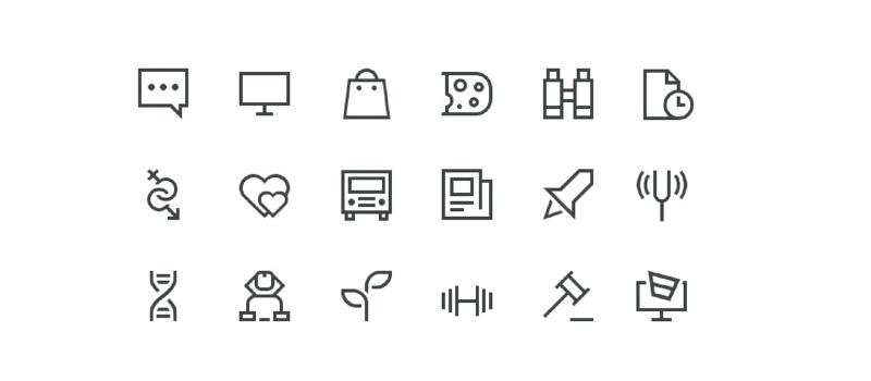 Epic Icons
